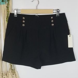 Have brand shorts